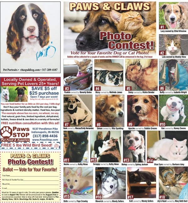 Pet-Contest-wth-Photos-ads-and-ballot